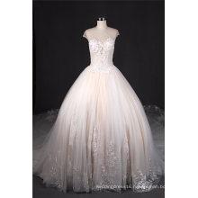 New Arrival Lace Ball Bridal Wedding Dress