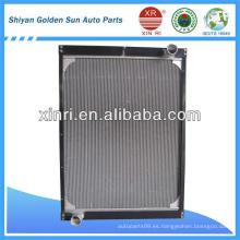 Radiador seccionado para Qixin QX3550-1301010