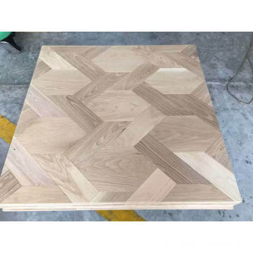 Suelo de madera de parquet / de ingeniería especial a medida
