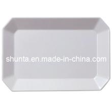100% Melaine-Geschirr - Tablett erstklassiges Melamin Geschirr (WT913)