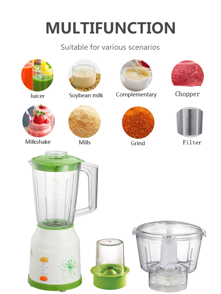 Lazada Food Blender with Coffee Grinder