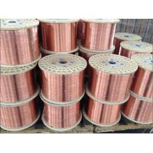 Type plaqué et type de revêtement en cuivre plaqué en aluminium CCA