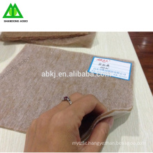 wholesale high quality camel hair wadding and felt for mattress filling