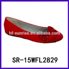 2015 hot selling bownot model girl shoes beautiful girls shoes girls stylish shoes