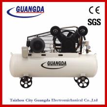Stummschaltung 250L 7,5 PS 5,5 kW riemengetriebener Luftkompressor CE