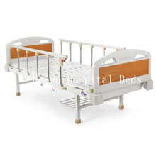 Cheaper ABS Flat Hospital Beds Cn Factory Pricelist