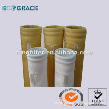 PTFE Acryl Aramidfaser Nonwoven Nadel gestanzt Staubsammelfilter Socken