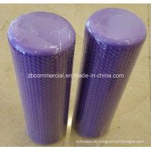 Rodillo de la espuma de Pilates de la yoga de la columna sólida de la yoga del rodillo del yoga rodillo de la espuma de Pilates del rodillo de la yoga