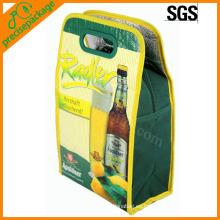 Bolso colorido más fresco promocional para comida y bebida