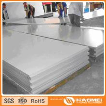 5052 Feuille d'aluminium utilisée pour la carte de navire