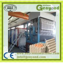Linha de produção de bandeja de ovos de alta eficiência