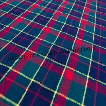 20*10 Yarn-Dyed Fashion Flannel Fabric
