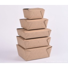 Leak proof paper containers