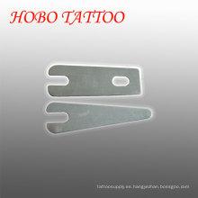 Piezas de la máquina de tatuaje / resorte de contacto de la máquina