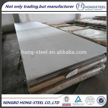 Feuille de BAOSTEEL 304 acier inoxydable 2 b/HL/BA / 8K