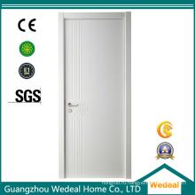 Современные лаковые деревянные межкомнатные/входная дверь для проектов