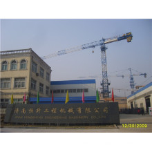 Topless Tower Crane China Lieferant