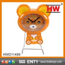 Батарея работает часы медведь Дети часы