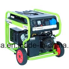 2017 Gerador de gasolina para uso doméstico com arranque elétrico com Saso