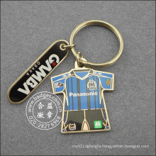 Offset Print Clothes Shape Keychain, Key Ring (GZHY-KA-094)