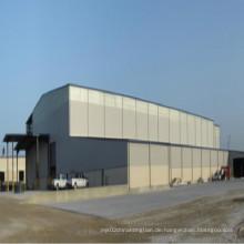 Vorgefertigtes Stahlgebäude mit Ce-Zertifizierung