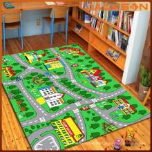 Machine Made Kid Room Play Rugs
