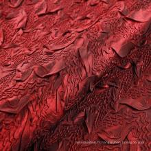 Nouvelle conception utile tissu de doublure morbidezza dacron