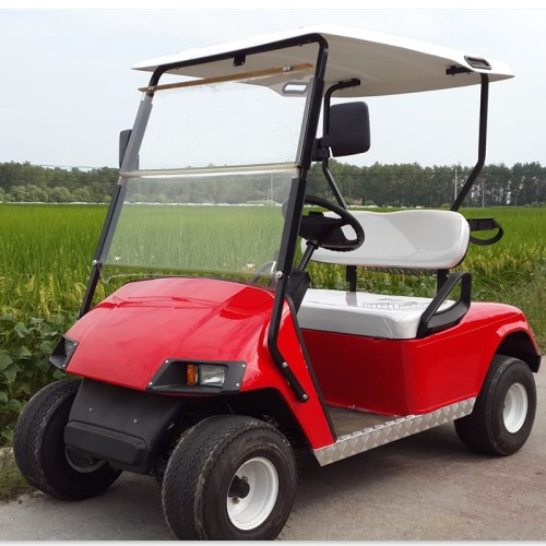 4000W Custom 4 penumpang Hotel Golf Cart