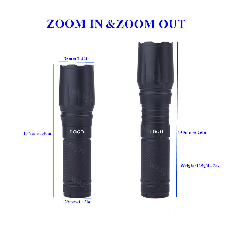 Water Resistant Flashlight