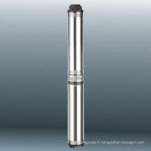 Pompe de forage submersible (100QJD2), pompe submersible de forage de trou multi-étape