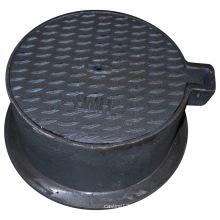 Cubiertas de mallas de hierro fundido