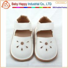 Zapatos chillones de caucho divertidos suaves de alta calidad