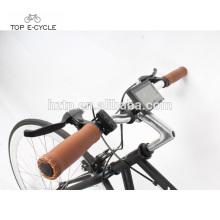 Bicicletas elétricas baratas do preço fixaram a bicicleta da bicicleta da estrada da velocidade da engrenagem única para a venda