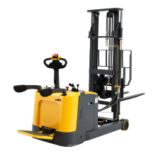 Xilin 1250kg counterbalance electric pallet stacker forklift