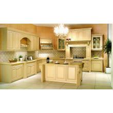 Neues Design Fsc Küchenschränke Massivholz
