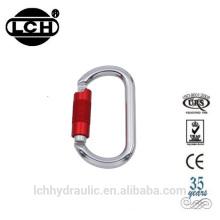 316 and aluminium carabiner large hooks