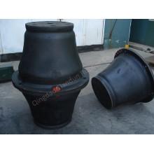 Pára-choque de borracha super do cone / pára-choque marinho (TD-AA700H)