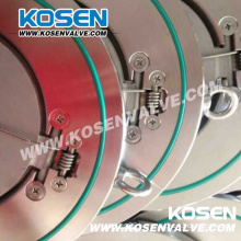 Thin Type Single Plate Wafer Check Valve