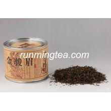 Черный имбирный чай