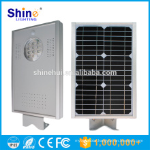 30W all in one integratedled solar powered flood lights
