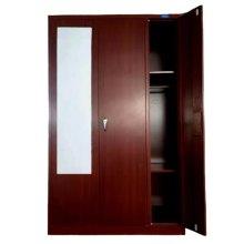 Almirah Design Wardrobe Closet for Bedroom with Mirror
