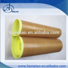Brown alta temperatura PTFE Coated Cloth Tape