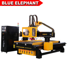 1325 CNC Router with Auto Tool Changer for Outdoor Furniture