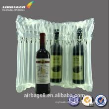 Qualitativ hochwertige Bestseller-Werbeartikel aufblasbare Luftsäule mailing-Tasche für Rotwein