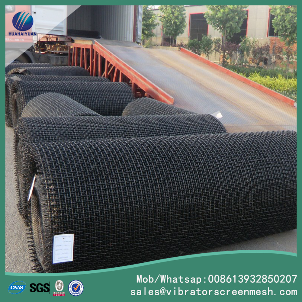 crusher screen mesh rolls