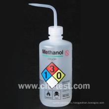 Пластиковые мыть бутылки безопасности для метанола (5511-1371)
