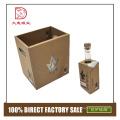 Professional manufacture new design corrugated disposable gift unique box