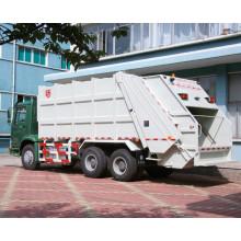 Camiones compactadores de basura HOWO de 12m3 (QDZ5163ZYSZH)