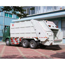 Грузовики HOWO перевозит уплотнитель отходов 12м3 (QDZ5163ZYSZH)