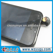 ausgefallene Silikon-Staub-Stecker für mobile Handy-Werbung